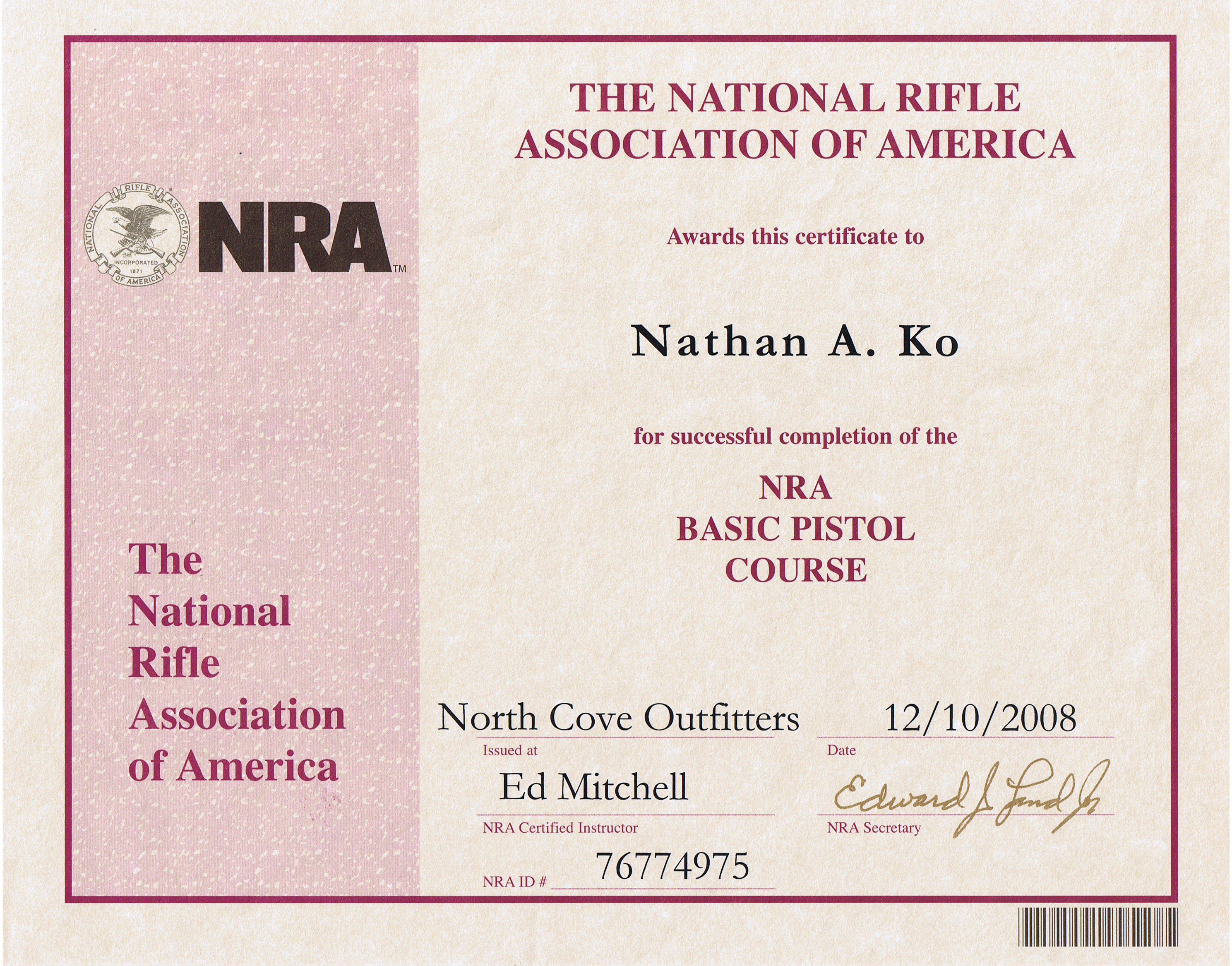 Nra certificate template images templates example free download basic certificate template gallery templates example free download nra certificate template choice image templates example free alramifo Gallery
